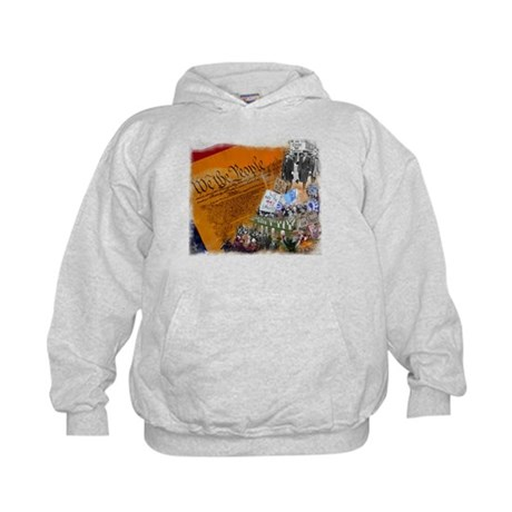 We The People Kids Hoodie