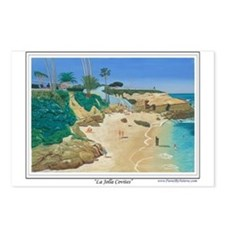 La Jolla Covites Postcards (Package of 8)