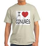 I heart conures Light T-Shirt