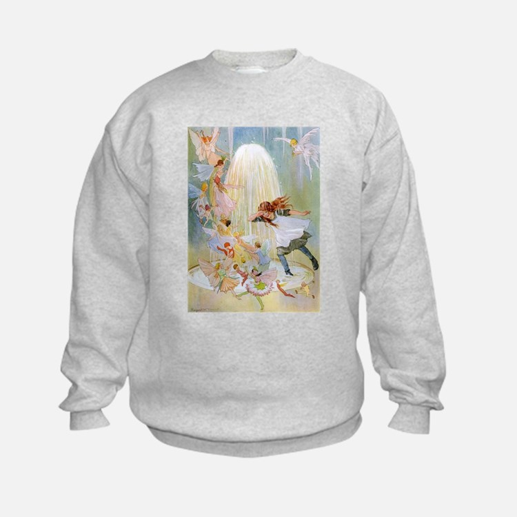 Dancing in the Fairy Fountain Sweatshirt