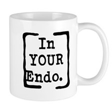 In Your Endo Small Mug