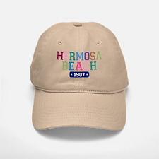 Hermosa Beach 1907 Baseball Baseball Cap