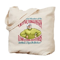 Adventurer League Tote Bag