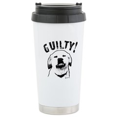 Guilty! Travel Mug