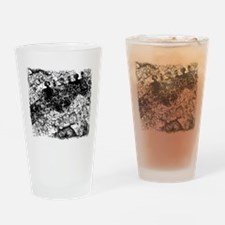 Guitar Art, Destroyed Drinking Glass
