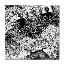 Guitar Art, Destroyed Tile Coaster