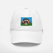 Tri Colored Corgi Baseball Baseball Cap