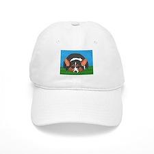 Tri Colored Corgi Baseball Cap