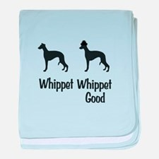 Whippet Good baby blanket