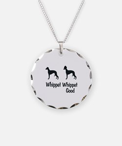 Whippet Good Necklace