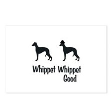 Whippet Good Postcards (Package of 8)