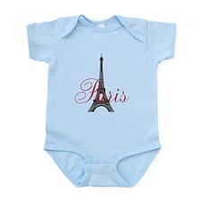 Paris Always Infant Bodysuit