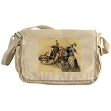 Knights of Europe Messenger Bag