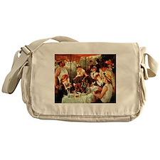 Renoir Boating Party Messenger Bag