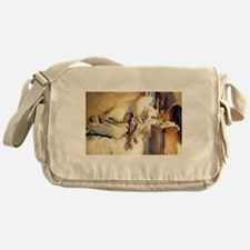 Sleeping / Asleep Messenger Bag