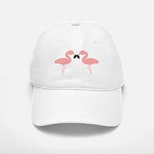 Flamingos Baseball Baseball Cap