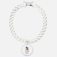 Love Autism Son Bracelet