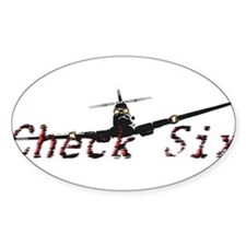 Check Six Decal