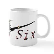 Check Six Mug