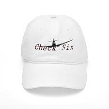 Check Six Baseball Cap