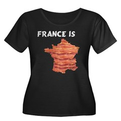 France is Bacon dark T
