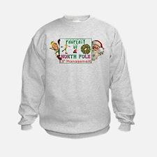 Property of North Pole Sweatshirt