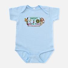 Property of North Pole Infant Bodysuit