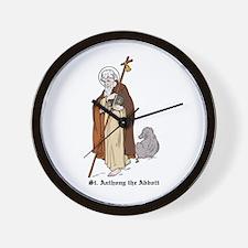 St. Anthony Wall Clock