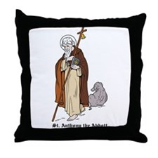 St. Anthony Throw Pillow