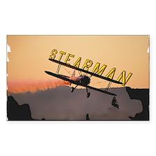 Stearman Decal
