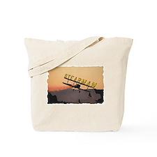 Stearman Tote Bag