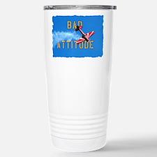 Bad Attitude Travel Mug
