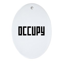occupy rectangle Ornament (Oval)