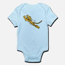 Flying Tiger Infant Bodysuit