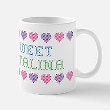 Sweet CATALINA Mug