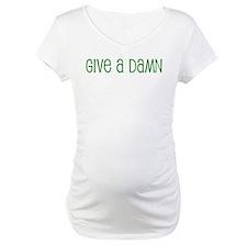Give a damn Shirt