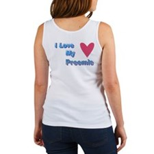 to hold a miracle Tank Top/preemie moms