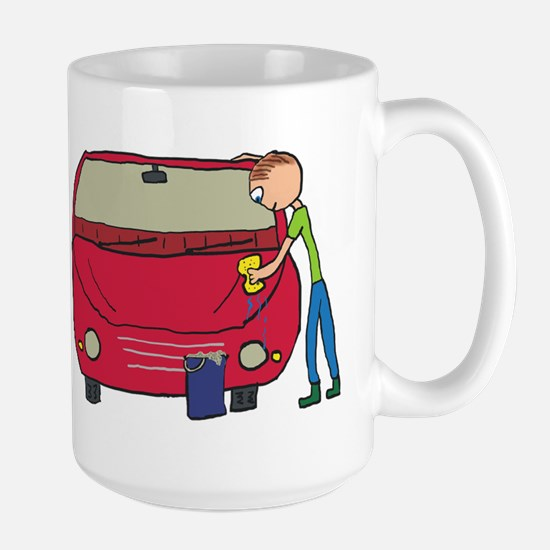 Car Washing Mugs