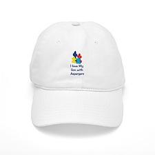 Love Aspergers Son Baseball Cap