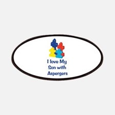 Love Aspergers Son Patches