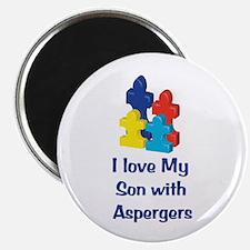 Love Aspergers Son Magnet