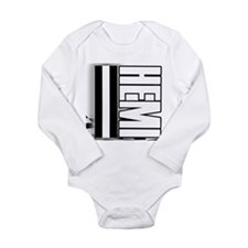 HEMI HEMI Long Sleeve Infant Bodysuit