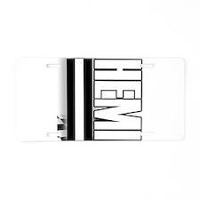HEMI HEMI Aluminum License Plate