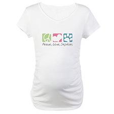 Peace, Love, Snorkies Shirt