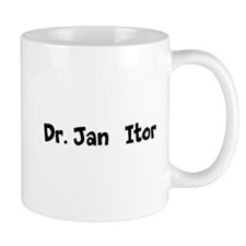 Dr. Jan Itor Small Mug