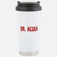 Dr. Acula Stainless Steel Travel Mug