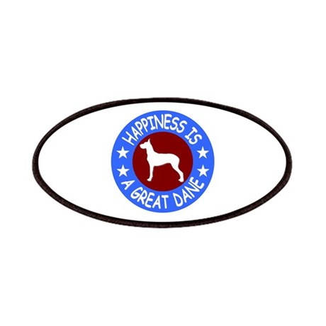 Great Dane Patches