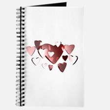 Lots of Hearts Journal