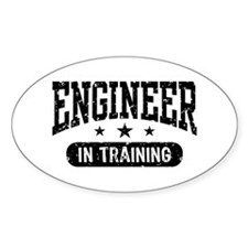 Engineer In Training Decal