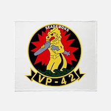 VP-42 Throw Blanket